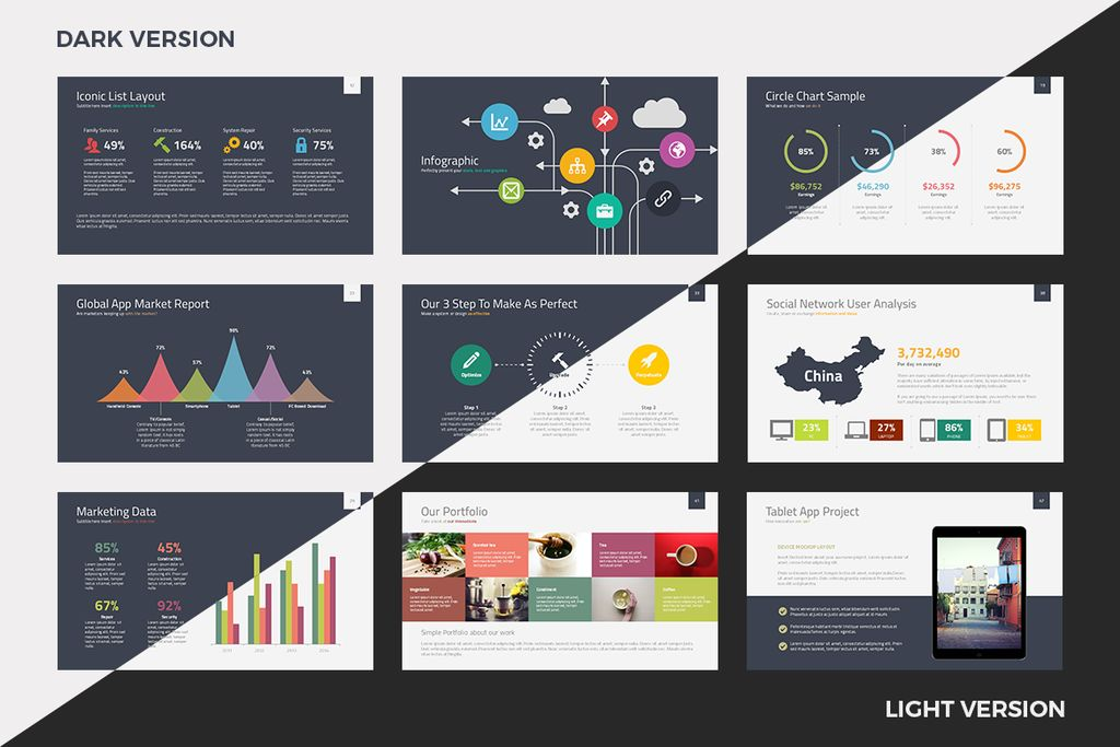 Presentation Templates Powerpoint