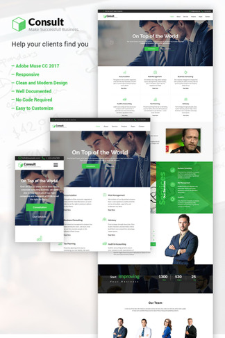 172 Muse Templates Adobe Muse Templates Muse Themes Template