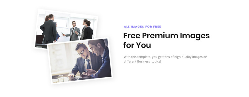 DreamSoft - Software Development Company Multipage Website Template - Features Image 4