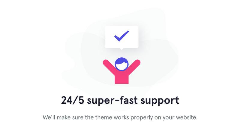 Nektop - Design Studio Multipurpose Creative WordPress Elementor Theme - Features Image 6
