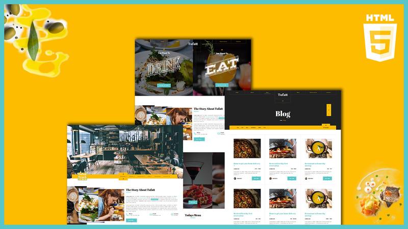 10 plantillas Wordpress para cafeterías y restaurantes 13