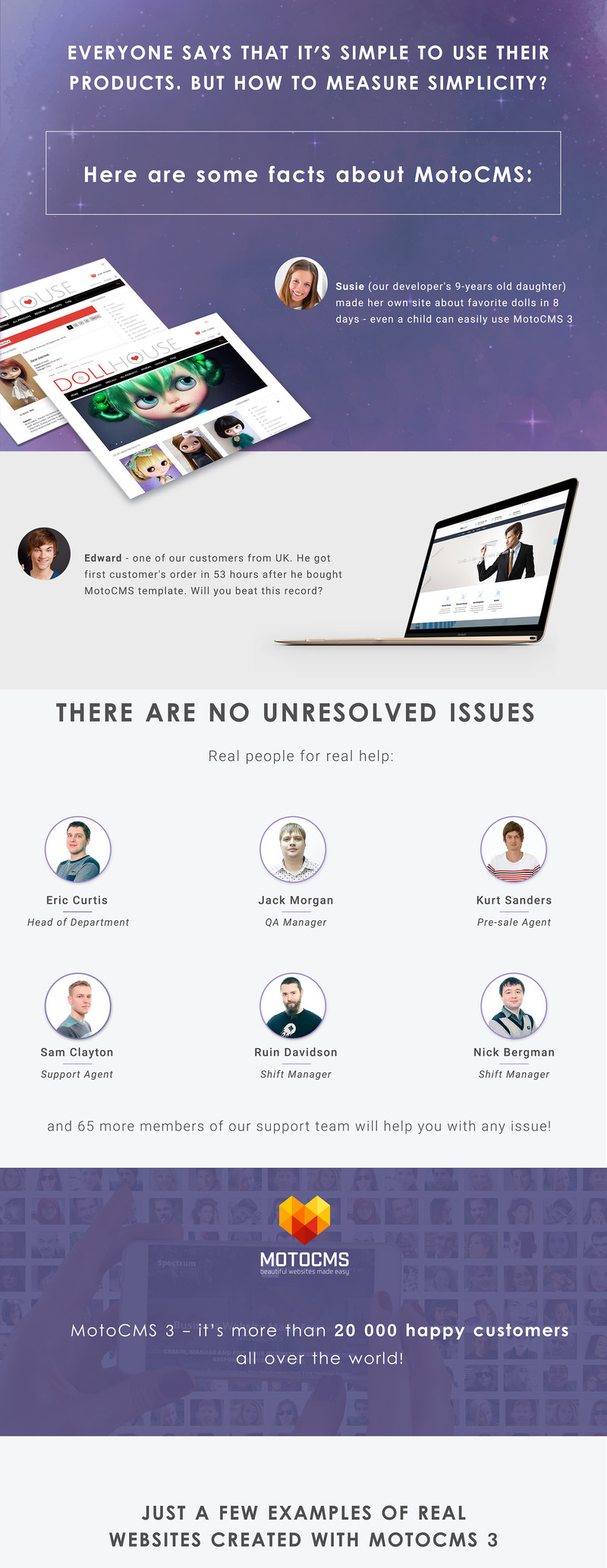 Calio - Psychology Moto CMS 3 Template - Features Image 2
