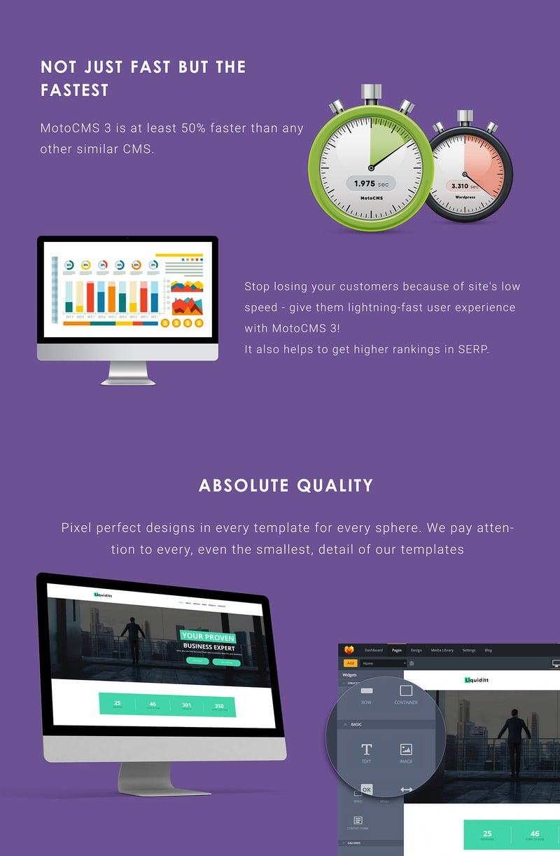 Liquiditt - Business Consulting Moto CMS 3 Template - Features Image 4