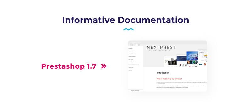 Nextprest  - Website Ecommerce Online Store PrestaShop Theme - Features Image 10