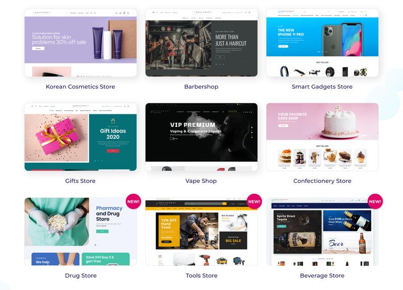 Nextprest  - Website Ecommerce Online Store PrestaShop Theme - Features Image 5