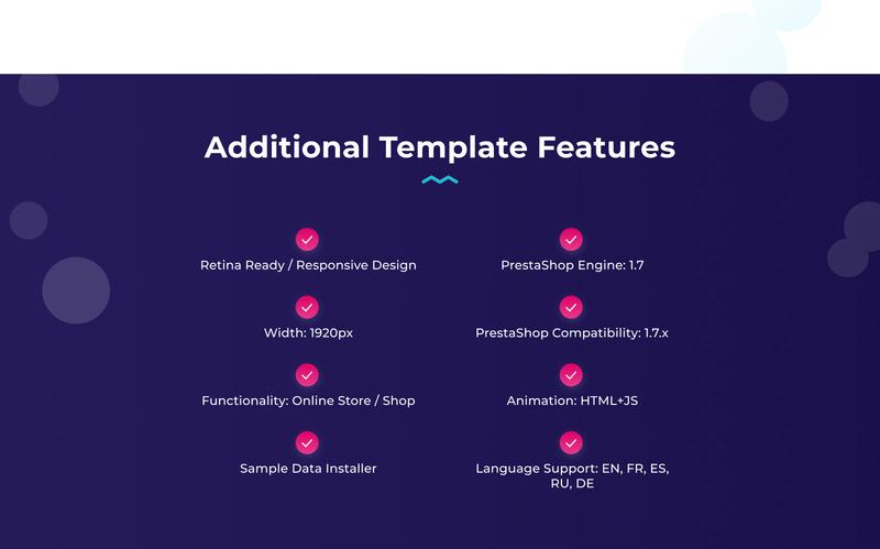 Nextprest  - Website Ecommerce Online Store PrestaShop Theme - Features Image 9