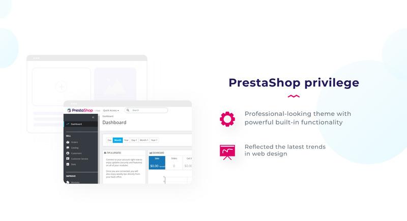 Nextprest  - Website Ecommerce Online Store PrestaShop Theme - Features Image 6