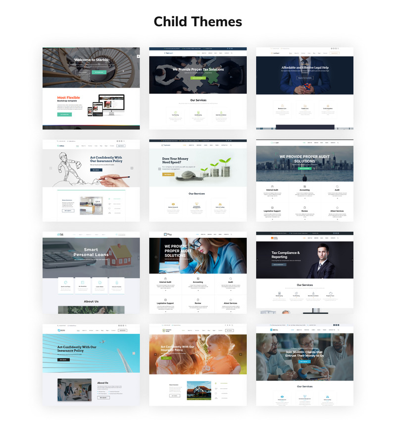 Starbis - Business Multipurpose Bootstrap 4 Website Template - Features Image 3