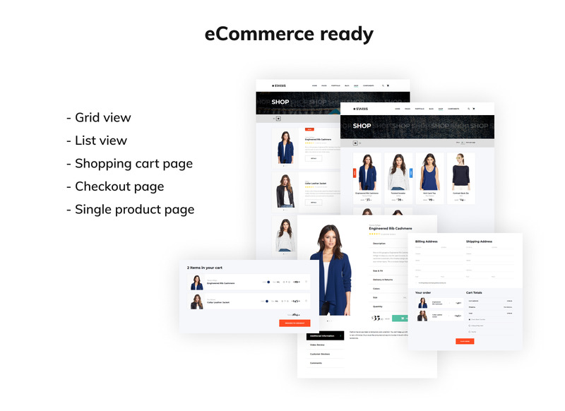 Starbis - Business Multipurpose Bootstrap 4 Website Template - Features Image 5