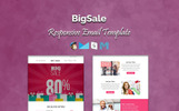 BigSale Newsletter Template
