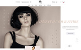 """Mercy - Stunning Fashion eCommerce"" PSD模板"