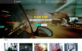 Flexi - Blog, Personal and News PSD Template