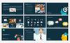 Business Think PowerPointmall En stor skärmdump