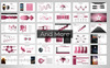 Modern Design PowerPointmall En stor skärmdump