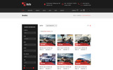 AUTO – Modern Car Rental Service PSD Template