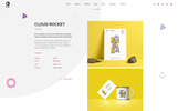 Origin - Minimal and Creative for Multipurpose PSD sablon