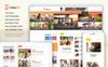 MediaTel - Online Magazine PSD Template Big Screenshot