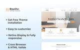 Erudite Wordpress Teması