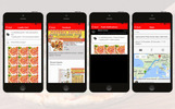 App Template Flexível para Sites de Restaurante Italiano №65259