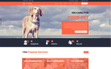 Pet House - Pet Care Service Template Joomla Template