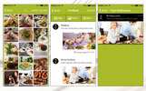 App Template Flexível para Sites de Cafeteria e Restaurante №65260