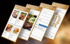 Hotel And Restaurant Reservation Booking App Template Big Screenshot