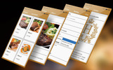 App Template Flexível para Sites de Cafeteria e Restaurante №65167