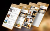 Hotel And Restaurant Reservation Booking App Template