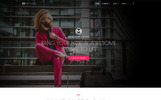 Responsive WordPress thema over Design & fotografie
