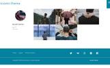 Plantilla Drupal para Sitio de Fundaciones sociales
