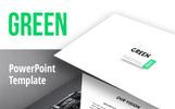 """PowerPoint Vorlage namens """"Green2017"""""""
