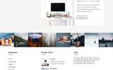 Responsive Haber Portalı  Wordpress Teması