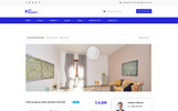 Property - Property Listing Resposive Website Template