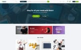 Bootstrap Xmart - Multi-purpose eCommerce Theme Woocommerce Teması