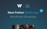 Wicon - Software Application Wordpress Teması