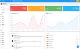 Bootstrap控制面板模板