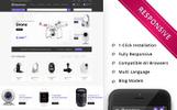 """HiTech Electronic - Responsive"" - адаптивний PrestaShop шаблон"