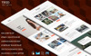 Tego - Responsive Email Template Newsletter Template Big Screenshot