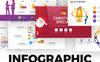 Набір шаблонів інфографіки для PowerPoint презентацій Великий скріншот