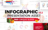 Infographic Pack - szablon PowerPoint Duży zrzut ekranu