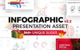 Infographic Pack - szablon PowerPoint