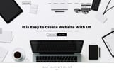 Black & White Labels Website Template