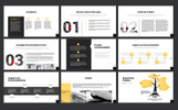 Case Study Report - PowerPoint Presentation Template