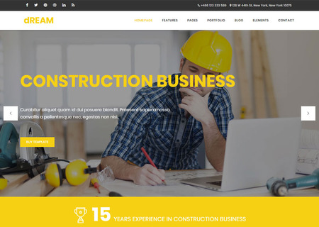 Dream - Construction & Business Bootstrap