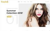 Reszponzív Fresha - Elegant Fashion Shop WooCommerce sablon