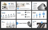 Round PowerPoint Template