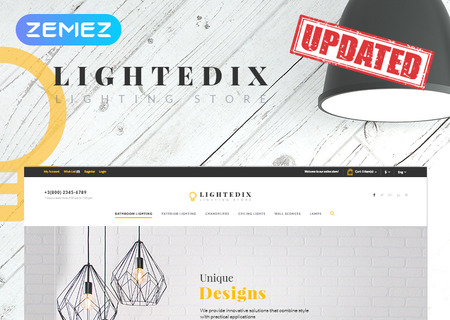 Lightedix - Lighting Store