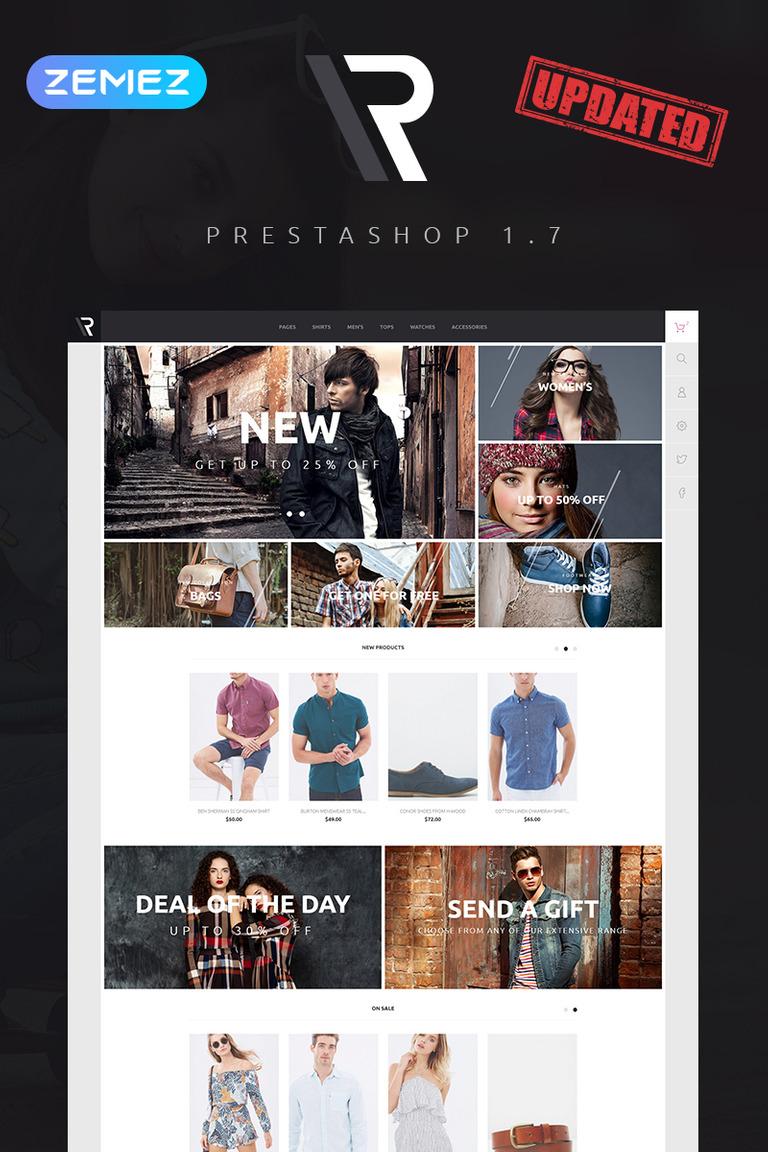 Appario PrestaShop Theme