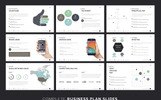 Complete Business Keynote Template