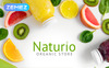 Naturio Food Store Template WooCommerce Theme New Screenshots BIG